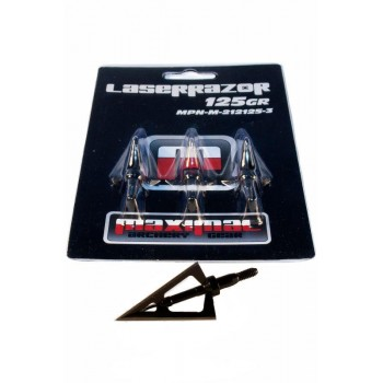 Pack 3 pointes Maximal Laserrazor