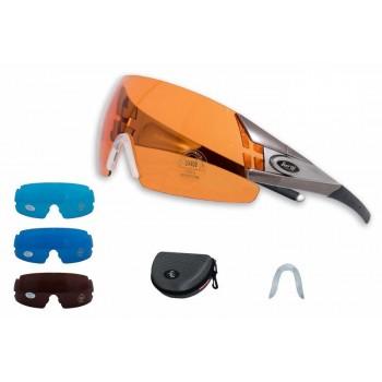 Kit lunettes Shoot Off avec 4 écrans