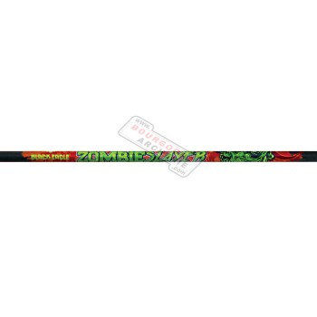 Douzaine tubes Black Eagle Zombie Slayer .003
