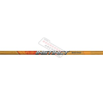 Douzaine tubes Black Eagle Instinct