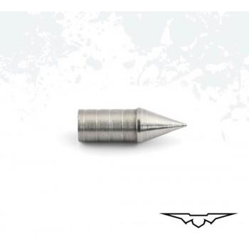 Douzaine pointes Black Eagle PS27 Adj. Nockcrusher