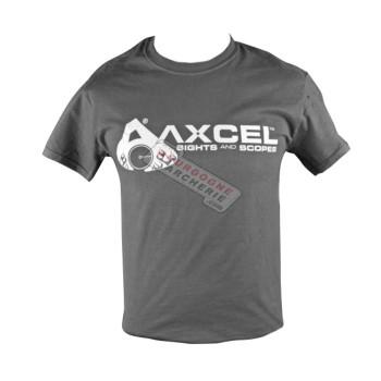 T-Shirt Axcel sights grey