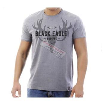 T-Shirt Black Eagle Next Level Legacy