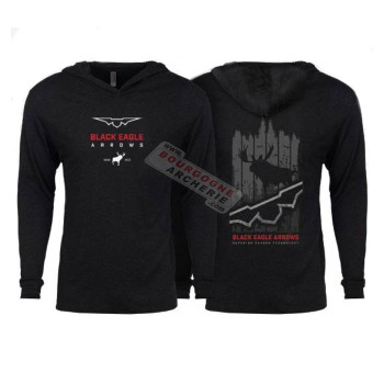 T-Shirt manches longues Black Eagle Next Level Triblend