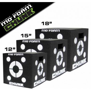 "Cube Delta/McKenzie Chunk MO'Foam 18"""