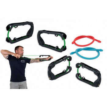 Grip Trainer avec 3 élastiques