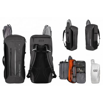 Backpack Easton Recurve Deluxe Charcoal Gray