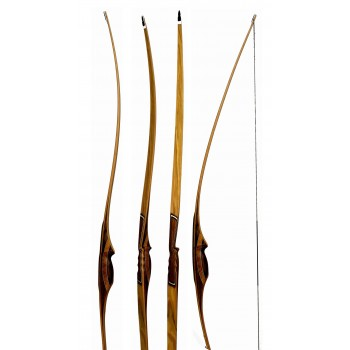 Arc Old Tradition Longbow Ghost