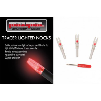 Pack 3 encoches lumineuses Maximal
