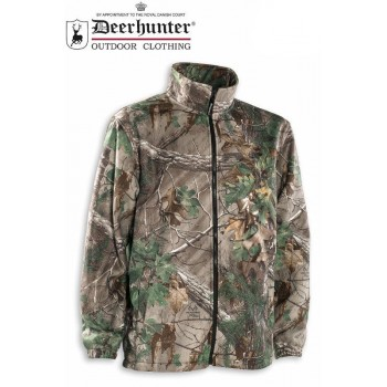 Veste chasse Deerhunter Polaire (Fleece)