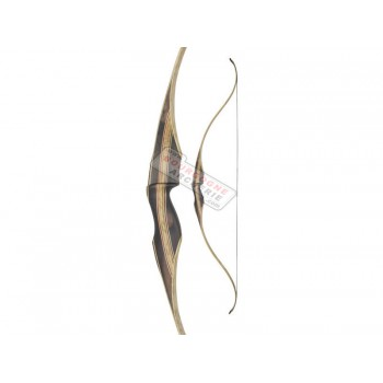 Arc White Feather Cardinal 60""