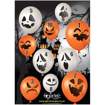 Blason Egertec Ballons Halloween