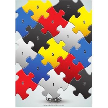 Blason Egertec Puzzle blason