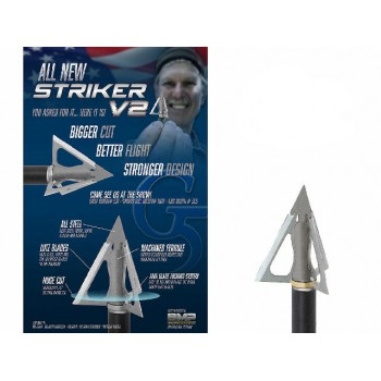 Pack 3 pointes G5 Striker V2