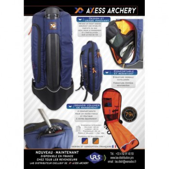 Backpack  axess nova