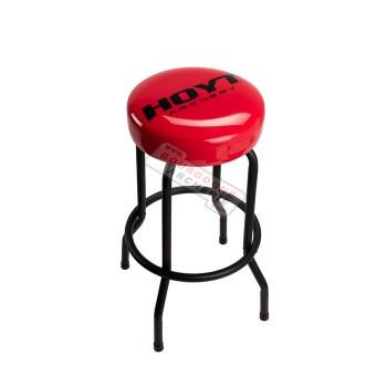 Bar Stool HOYT Red/Black 2020