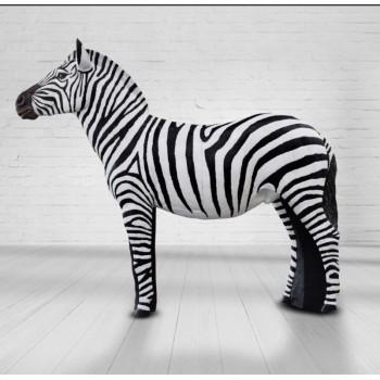 Wildcrete Zebra