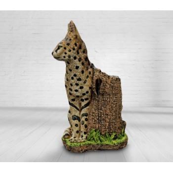 Wildcrete Serval