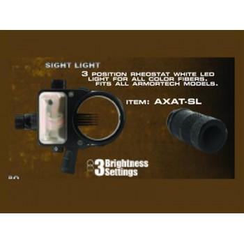 Lumière Axcel Armortech sight light