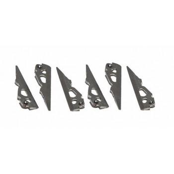 Pack lames de rechange G5 Havoc 2-Blade