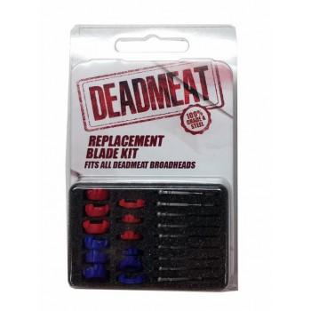 Pack lames de rechange G5 Deadmeat