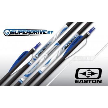 Douzaine tubes Easton Carbon Super Drive 27 Pro