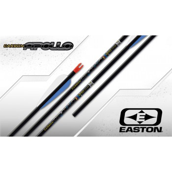 Douzaine tubes Easton Apollo