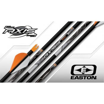 Douzaine tubes Easton Axis SPT Carbon 5mm