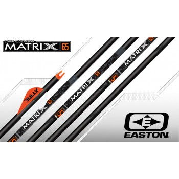 Douzaine tubes Easton Carbon 6.5 Matrix